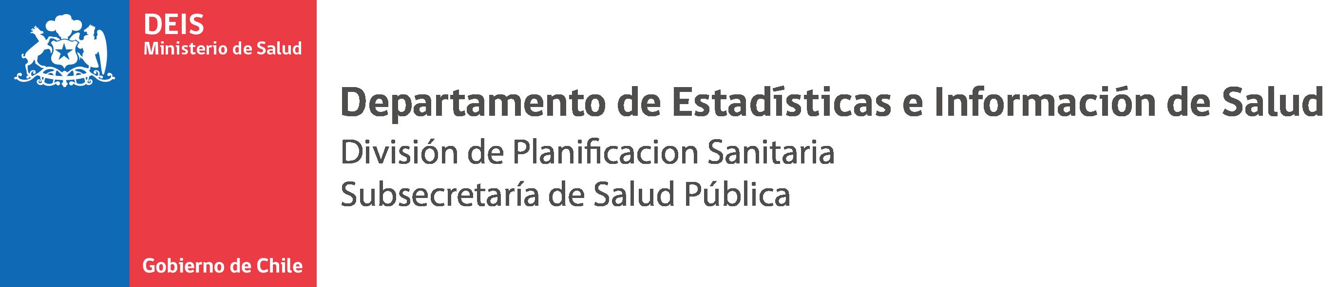 Departamento de Estadisticas e Información de Salud