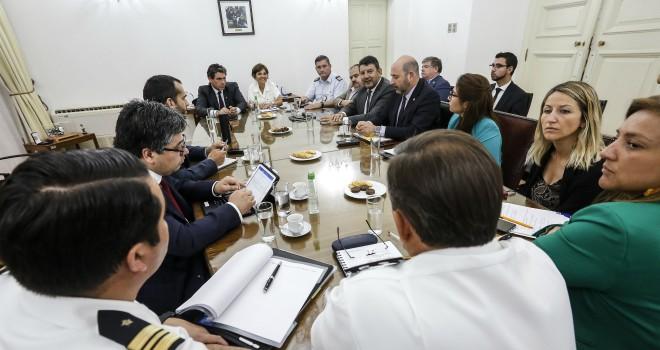Autoridades De Salud Y Agricultura Coordinan Acciones En Puntos De Entrada Al País Tras Emergencia Declarada Por OMS Por Nuevo Coronavirus