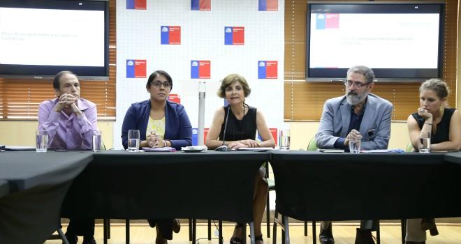 Ministerio De Salud Pide A Prestadores Privados Fortalecer Su Preparación Ante La Eventual Llegada De Coronavirus