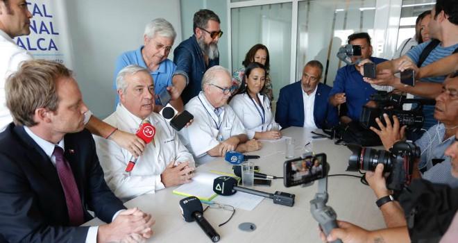 Ministerio De Salud Confirma Primer Caso De Coronavirus En Chile