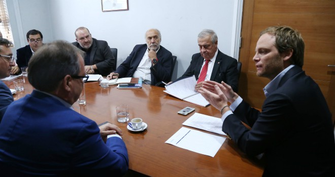 Autoridades De Salud Se Reúnen Con Alcaldes Para Coordinar Acciones Para Enfrentar El COVID-19
