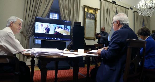 Presidente Piñera Pone En Marcha Nuevo Hospital De Ovalle