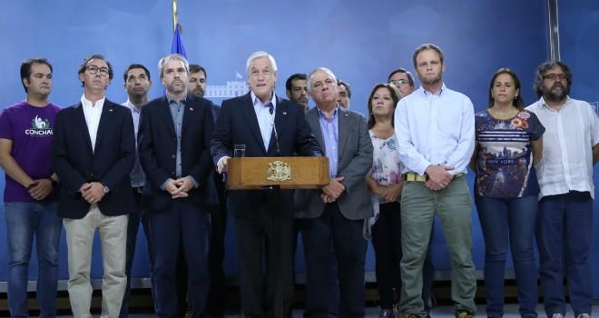 Presidente Anuncia Suspensión De Clases Y Reduce Actos Públicos
