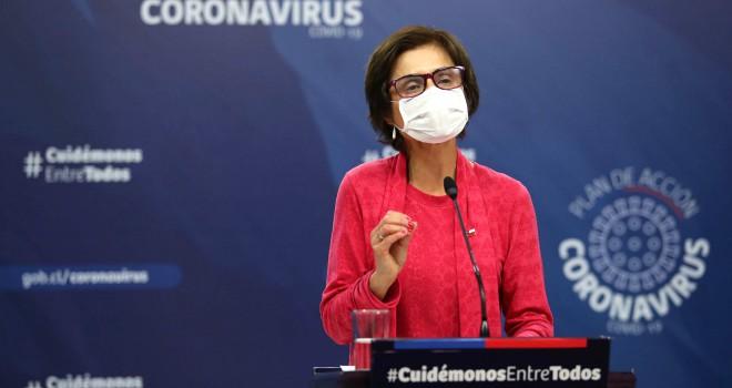 Subsecretaria De Salud Pública Llama A Preocuparse De Los Adultos Mayores Durante La Pandemia