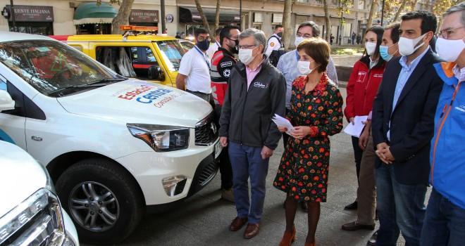Autoridades De Salud Y Alcaldes Coordinan Acciones De Fiscalización De Cuarentenas